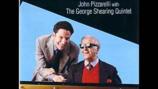 John Pizzarelli & George Shearing - The Lady is in love with you