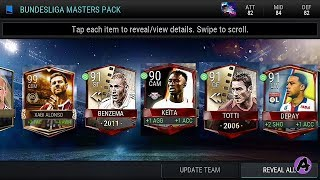 My best fifa mobile packs compilation !! Insane players pull