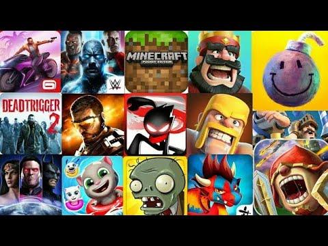 Mega Top Juegos Hackeados Para Android 2018 Mejores Juegos Hackeados