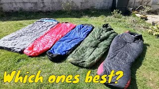 🤔Which Sleeping Bag Should I Buy🤔   Beginners Guide