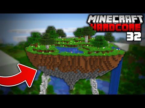 《Minecraft》漂浮島製造教學影片