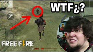 Ya se puede volar en Free Fire!|Yeiiii!-Arody Sniper