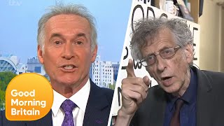Piers Corbyn Denies the Coronavirus Pandemic & Says It's a 'Psychological Operation' | GMB