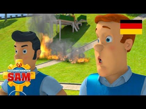 Feuerwehrmann Sam Deutsch Neue Folgen   Der Tag der offenen Tür 🚒 Feuer   Cartoons fur Kinder