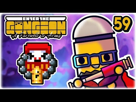 The Daruma Dream | Part 59 | Let's Play: Enter the Gungeon: Farewell to Arms | PC Gameplay