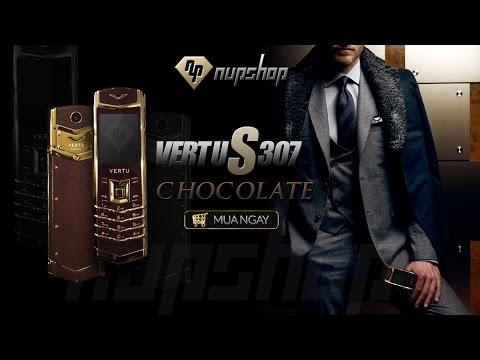 Vertu S 307 Chocolate