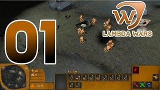 Suicide Bombs! | Lambda Wars Episode 1