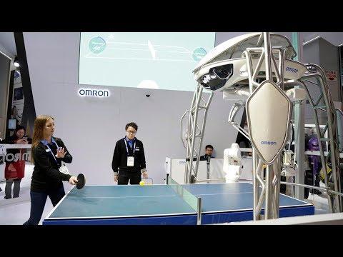 Omron: México también fabrica robots