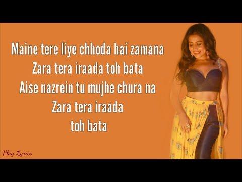 Download Gali Gali (lyrics) : Neha Kakkar   Mouni Roy   HD Mp4 3GP Video and MP3