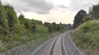 preview picture of video 'Odcinek Gdynia Główna - Władysławowo z tyłu pociągu TLK Doker'