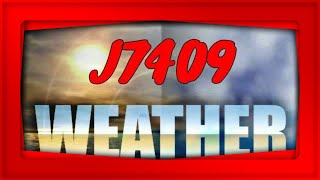 J7409 Weather ANOTHER CHANCE FOR GAMMA