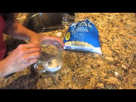 Video Simple Get Rid of Ants with Kitchen Ingredients