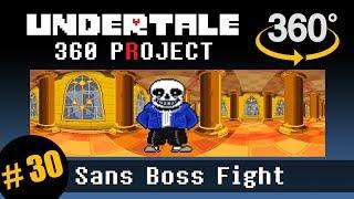 Sans Genocide Boss Battle 360 - Fight Sans in VR: Undertale 360 Project #30