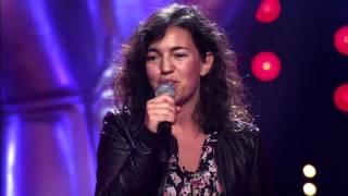 Vanessa Almeida zingt 'Dernière Danse' (Indila) | Blind Audition | The Voice van Vlaanderen | VTM