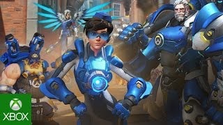 Welcome to Overwatch Uprising!   Xbox One