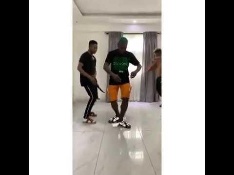 How To Dance Gbeku Dance By Zlatan