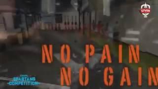 Luanda Spartans Competition