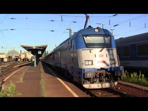 Nemzetközi vonatok indulnak Budapestről / International trains are departing from Budapest letöltés
