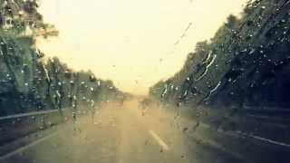 preview picture of video 'Speed Driving during Rain in Germany'