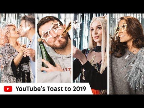 YouTube's Toast to 2019 — Q&A with Zane, Tati, Poppy and Mr. Kate & Joey