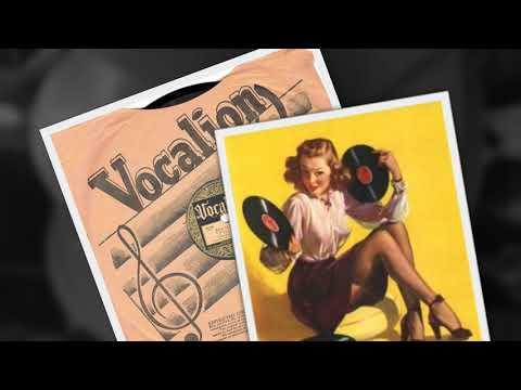 Polish 78rpm recorings, 1930. VOCALION 60183. Za Krakowem za Kraemykiem / Żebys ty Kaśka –kujawiak