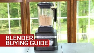 Five things to think about when buying a blender
