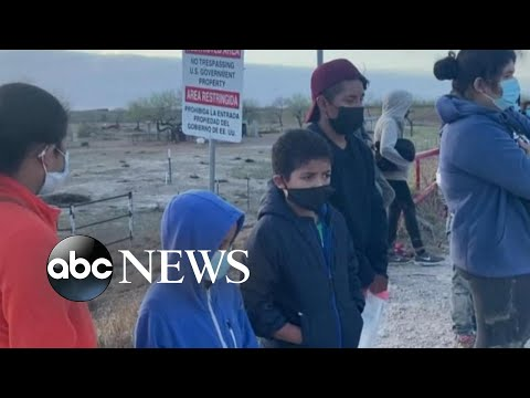 ABC News Live Update: 13,000 children held at US-Mexico border