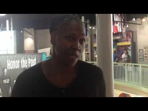WBHOF:  WNBA All-Star Yolanda Griffith