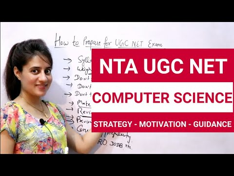 How to prepare for UGC NET exam   Preparation strategy with Self ...
