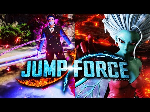 JUMP FORCE Adds  New Avatar Sword Fighting Style & TWO Playable Characters! (Ver 1.11 Patch Notes)