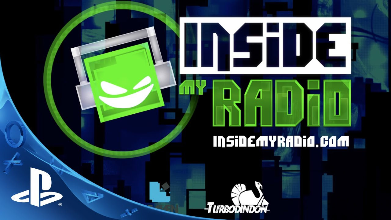 The Rhythmic Beat of Inside My Radio, Out January 19th on PS4