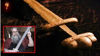 Ancient Sword That Came From The Future?