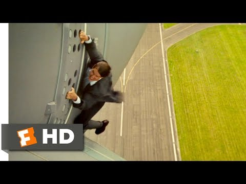 Plane Takeoff, Mission: Impossible – Rogue Nation (2015)