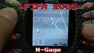 Nokia N Gage_ FIFA 2005