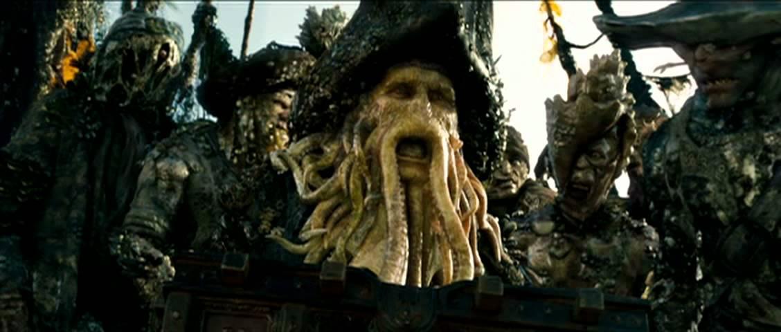 Trailer för Pirates of the Caribbean: Död mans kista