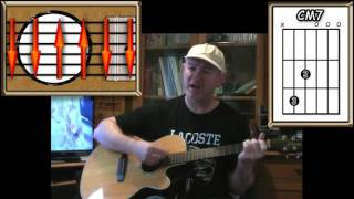 The Guitar Man - Bread - Acoustic Guitar Lesson (easy-ish)