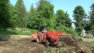 Kubota Conquers Mystery Mountain (CTR-151)