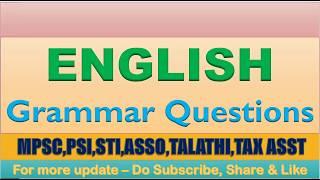 mpsc english grammar question paper pdf - Thủ thuật máy tính - Chia