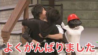 鈴村健一が覚醒した瞬間!感動と喜びのあまり抱きつき合う声優陣!
