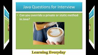 Java Interview Questions | Java Questions for Interview