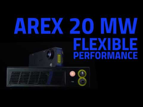 New Datalogic Arex 20 MW