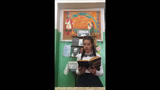Страна читающая— АнастасияМожаева читает  «Крохотки:На родине Есенина» А.И.Солженицына