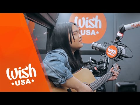 "Lauren Ahleeza performs ""Trust"" LIVE on the Wish USA Bus"