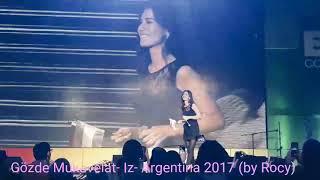 Gözde Mukavelat -Iz- Argentina 2017