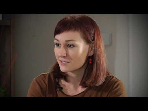 Přehrát video: Kateřina Tučková v Otaznících Jáchyma Topola
