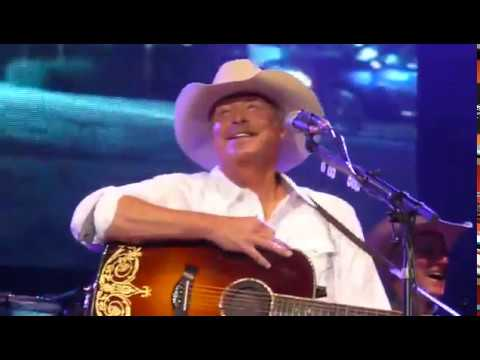 ALAN JACKSON - AS SHE'S WALKING  AWAY  5.12.18 Mp3
