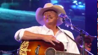 ALAN JACKSON - AS SHE'S WALKING  AWAY  5.12.18