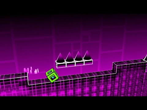 GEOMETRY DASH REAL 3D MODE