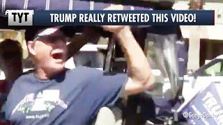Trump Deletes Shameful Tweet thumbnail