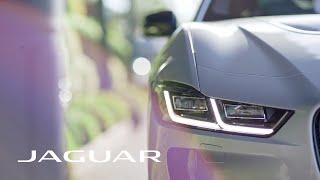 [Jaguar] Jaguar I-PACE x Wimbledon   An Electrifying Partnership